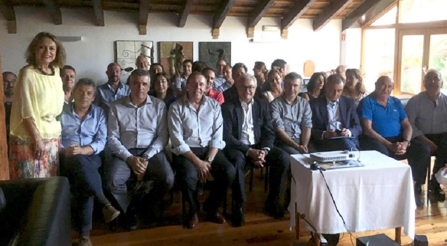El CEDMA propone crear una comisión de trabajo con alcaldes y técnicos sobre el Tren de la Costa