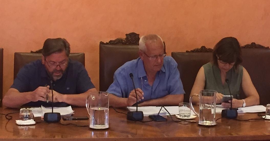 Dénia exige a Fomento un Tren de Cercanías que llegue por el Montgó