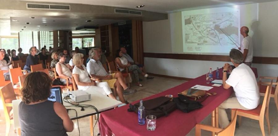 Reunión Informativa AFCPMA del 27-06-2018 La Sella Tren de la Costa AP7